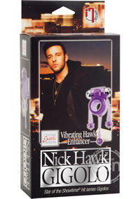 Nick Hawk Gigolo Vibrating Hawk Enhancer